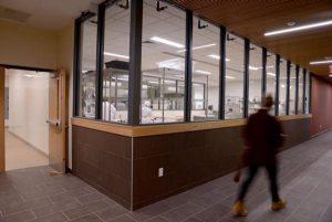MVCC interior campus