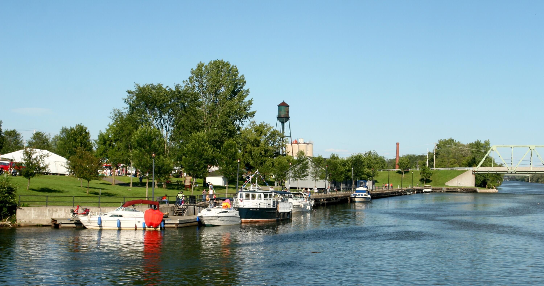 Bellamy Harbor Waterfront