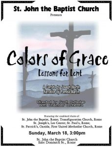 Colors of Grace @ St. John the Baptist Church | Rome | New York | United States