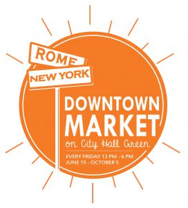 Downtown Market @ City Hall Green | Rome | New York | United States