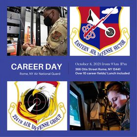 EADS Career Day @ Rome NY Air National Guard | Rome | New York | United States